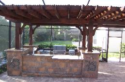 Outdoor Kitchens Summer Kitchens Florida Concrete