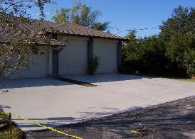 Decorative Concrete Restoration Stamping Acid Staining