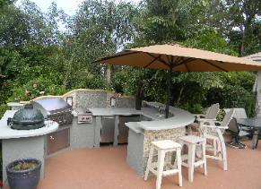 Outdoor Kitchens Summer Kitchens Florida Concrete